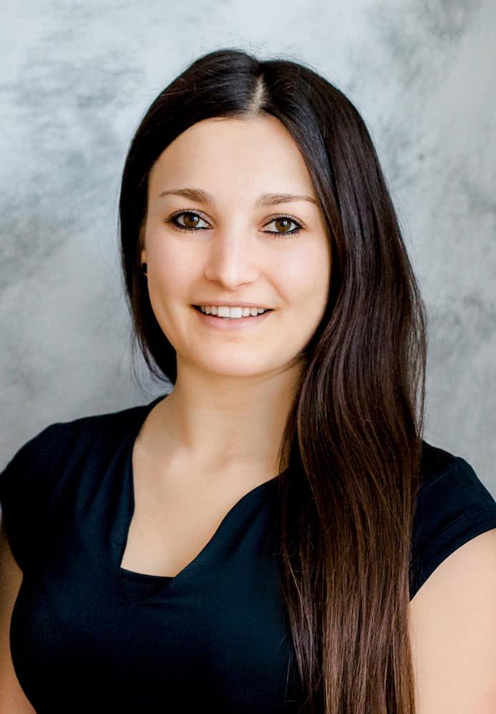 Physiotherapeutin Aileen Scheuermann